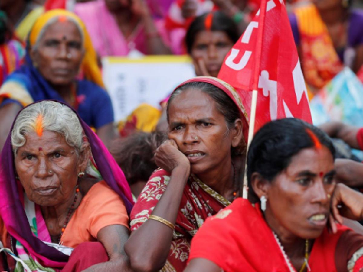 farmer2  Farmers' protest disrupts Delhi as opposition targets PM Modi | India News Master
