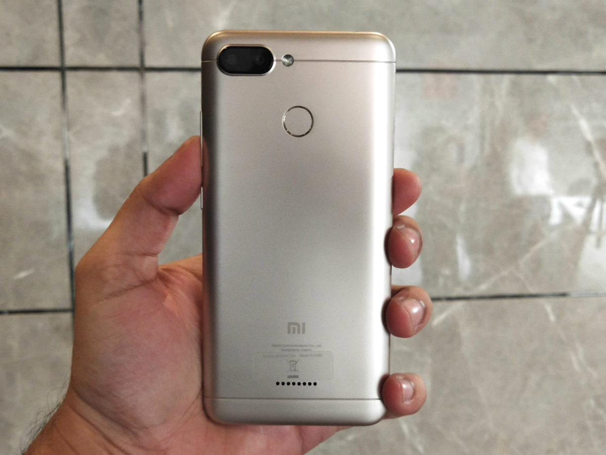 Xiaomi Redmi 6 6a First Impressions Gadgets Now Gold 3 32gb Master