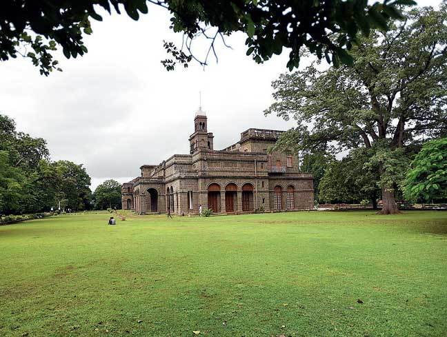 The poet studied at Savitribai Phule Pune University