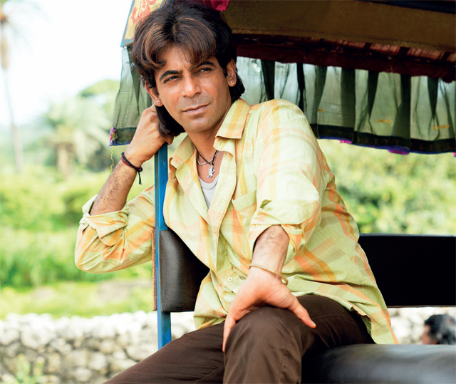 Sunil Grover as Dipper Naradmuni in Vishal Bhardwaj's next