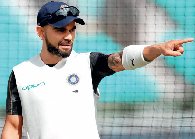 Virat Kohli's men have failed to take advantage of the turmoil in the England camp