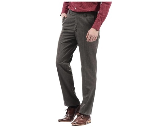 Arrow Men Formal Trouser