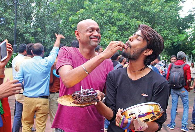 Darvesh and Eikaansh (BCCL/ Aditya Yadav)