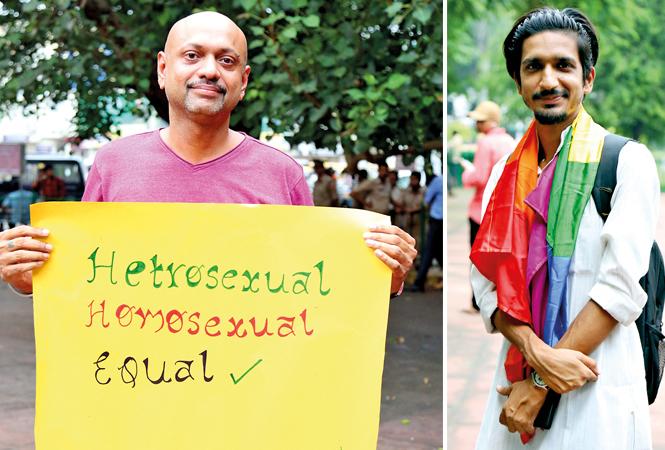 (L) Darvesh Singh Yadavendra (R) Raza (BCCL/ Aditya Yadav)