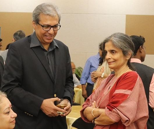 Renji Thomas, Usha Ananda Krishna