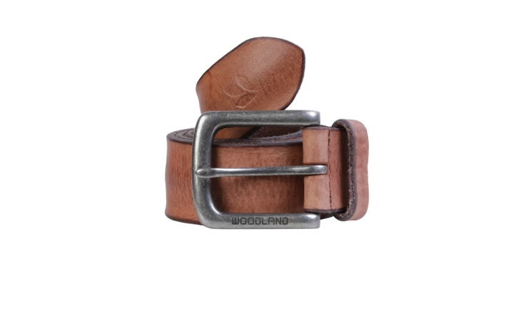 Woodland Men's LEATHER BELTS