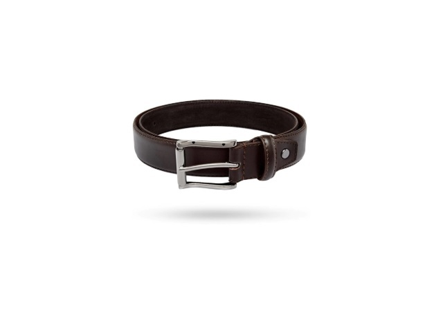 Park Avenue Leather Brown Men Belts