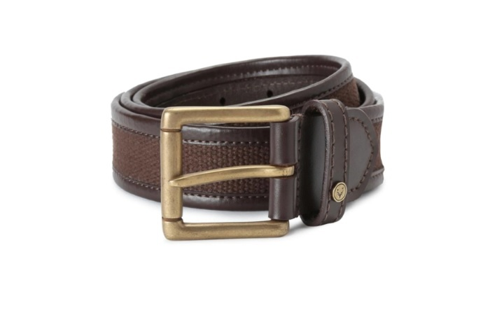 Allen Solly Leather Brown Belt