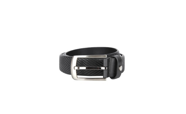 Van Heusen Black Belt