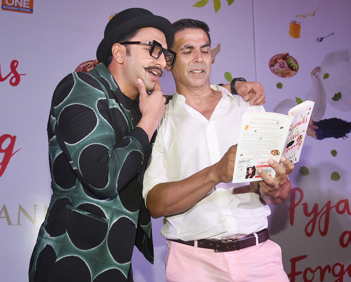 Now Playing: Ranveer, Ayushmann Akshay Are The Showstoppers