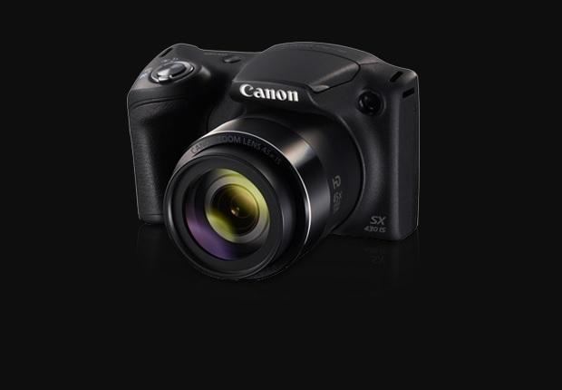 Canon SX430 20 MP Point & Shoot Camera