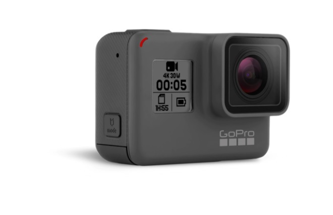 GoPro Hero5 12 MP Sports & Action Camera