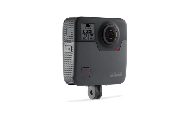 GoPro Fusion 18MP Action Camera