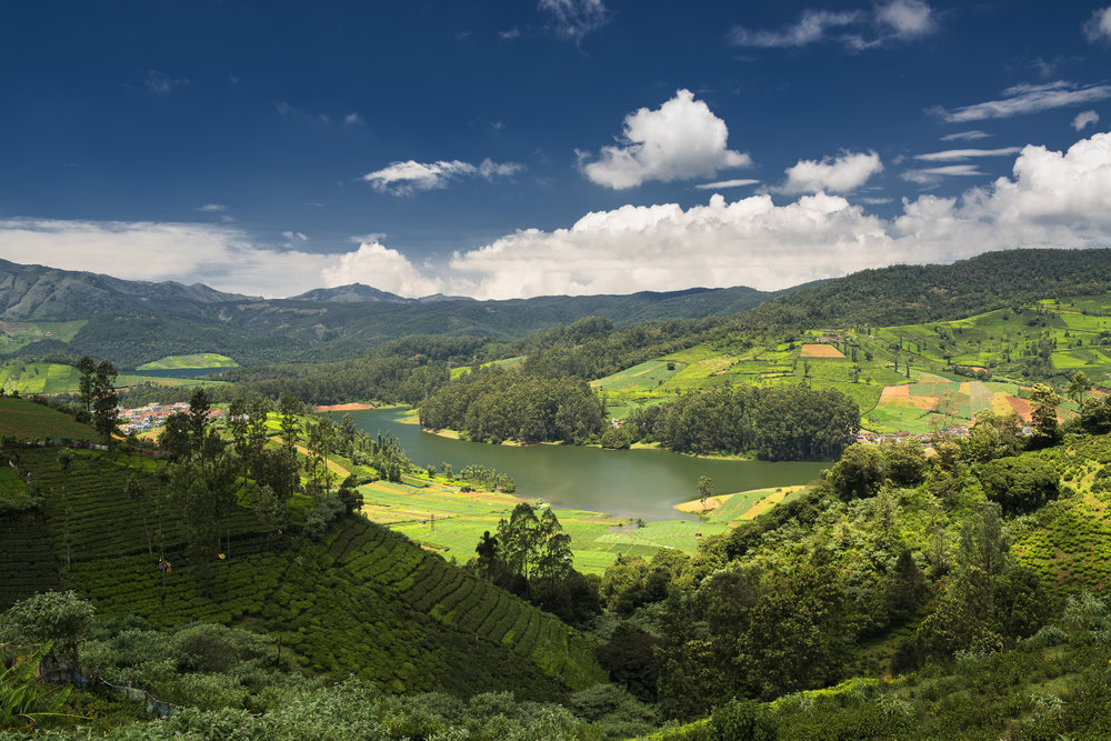 Image result for avalanche , lake , ooty