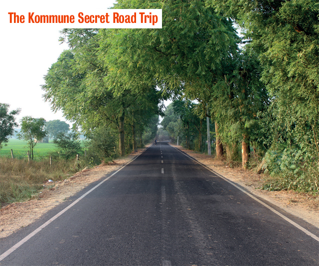 CHECK OUT: The Kommune Secret Road Trip