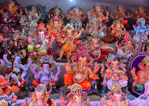 May Ganapati Bappa remove all sorrows from your life and fill it with pure joy. Happy Ganesh Chaturthi!! Photo: BCCL