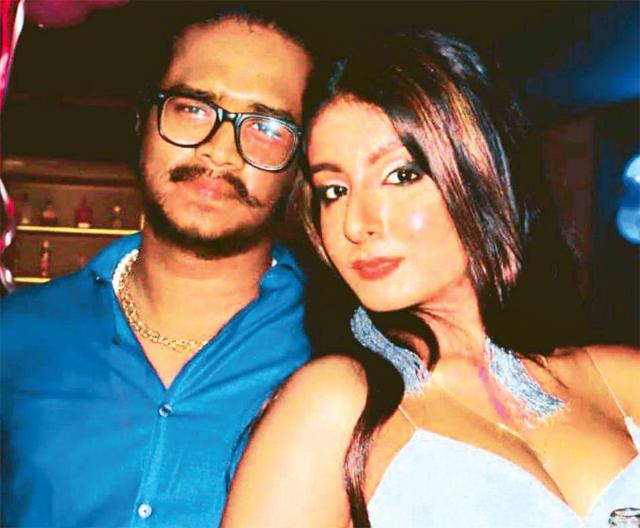 David Alphonso and Aarti Saxena