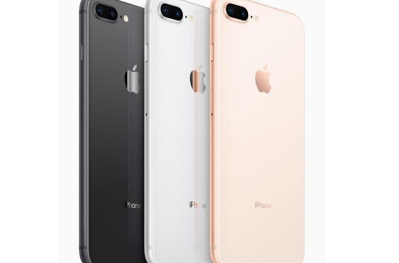 Apple iPhone 8.