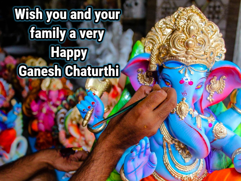 Happy Vinayaka Chavithi / Ganesh Chaturthi 2018: Quotes, SMS, Messages, Greetings