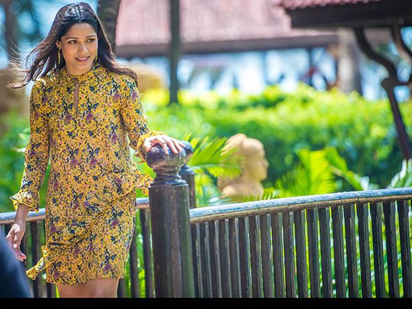 Freida Pinto (Prathamesh Bandekar)