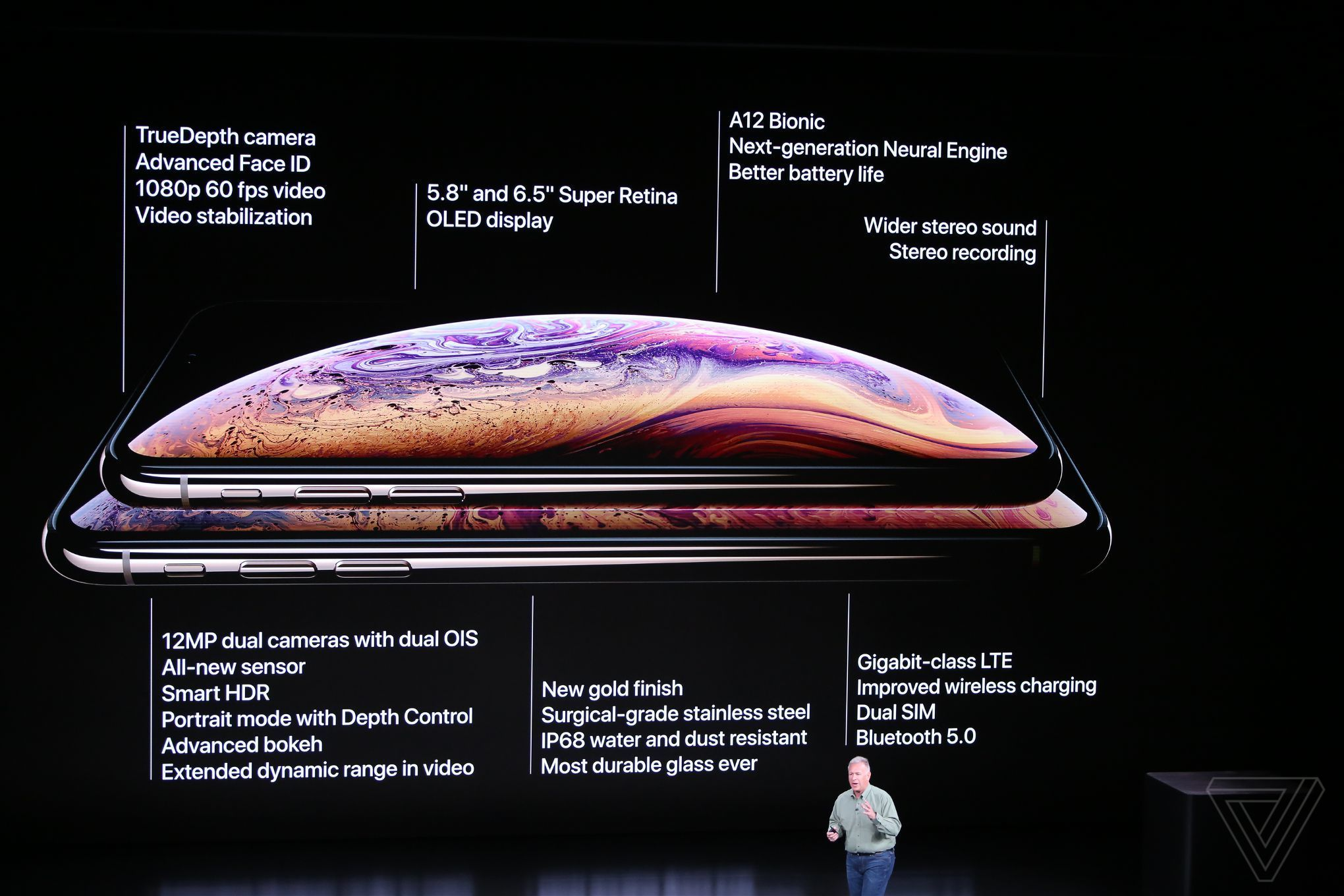 iphone spec