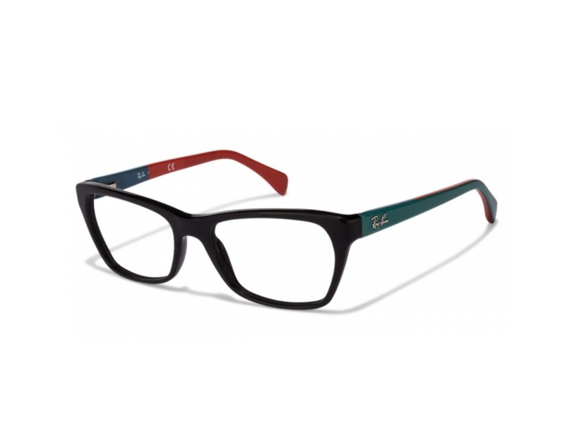 Ray Ban Wayfarer Eyeglasses for Oval Face