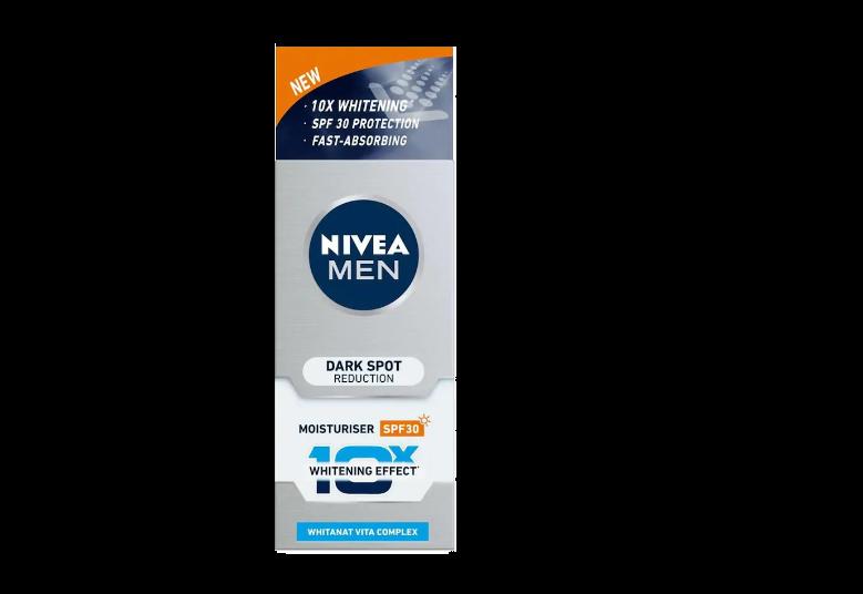 Nivea dark spot reduction moisturizer