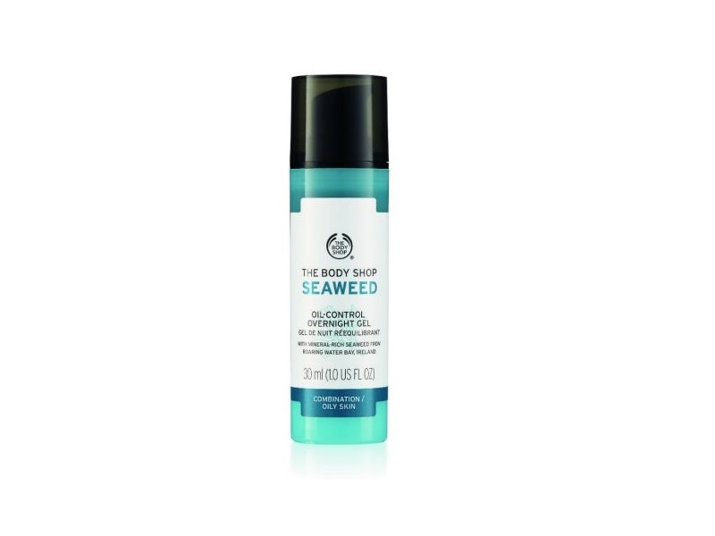 The Body Shop Seaweed Night Treatment Gel