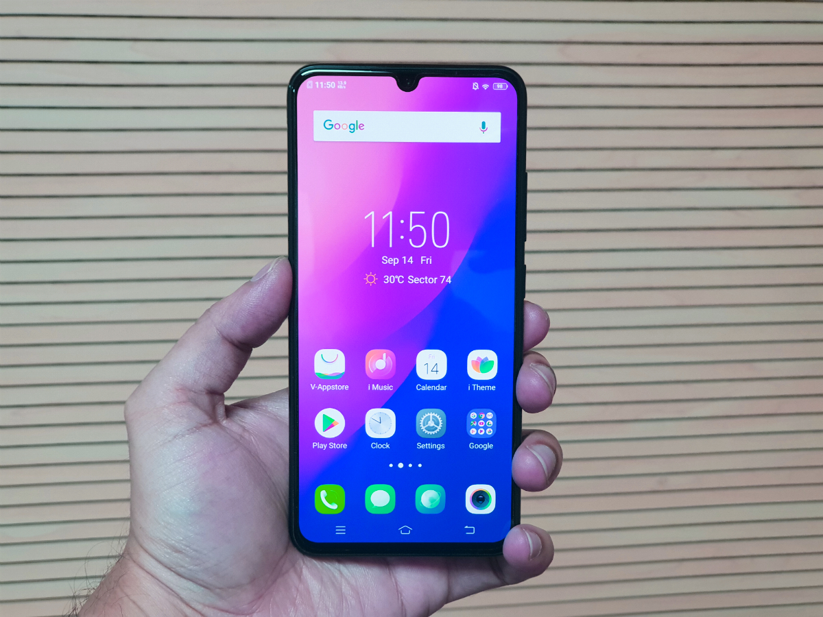 Vivo V11 Pro Review: Vivo V11 Pro Review & Rating - Gadgets Now