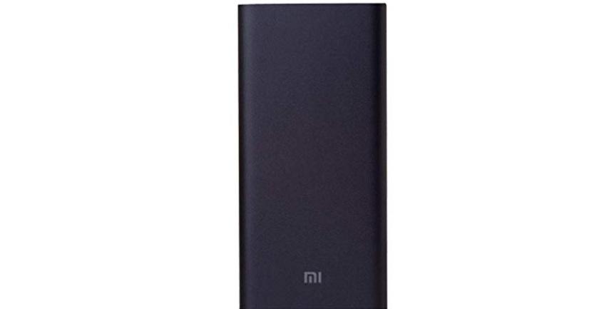 Mi 10000mAH Li-Polymer Power Bank