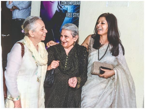 Nuzhat Arshad, Nusrat Jalal and Nandita Das