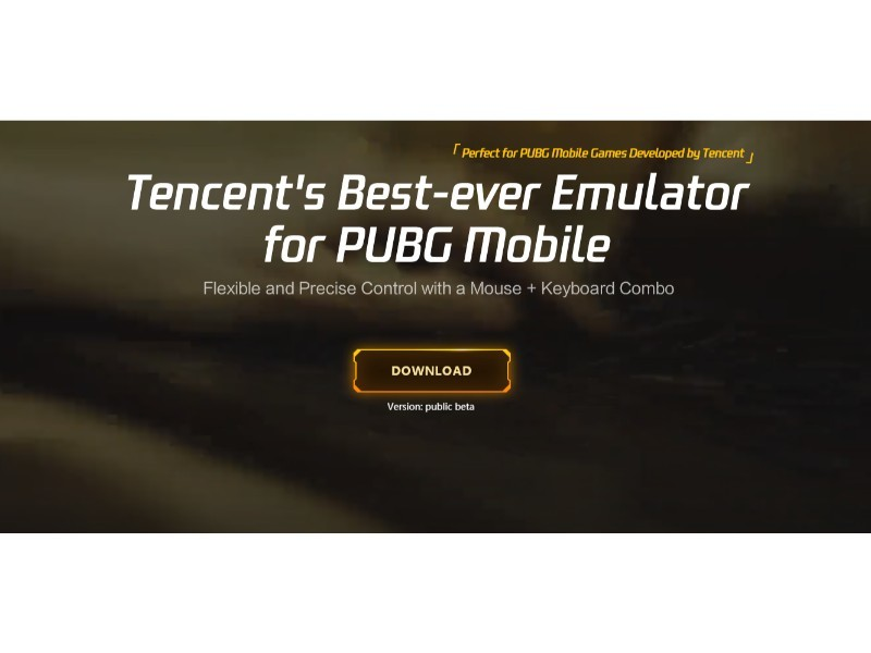 How to play PUBG mobile on your PC or Laptop, the official