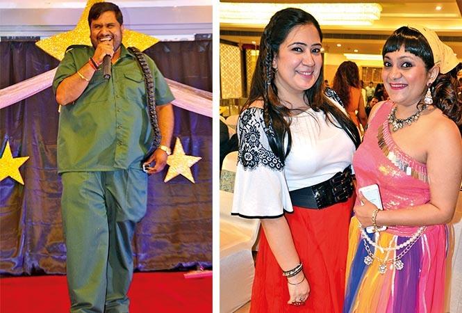 (L) Anuj (R) Chandani and Shivika (BCCL/ IB Singh)