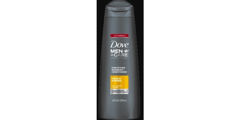Dove Men+Care Thick And Strong Fortifying Shampoo