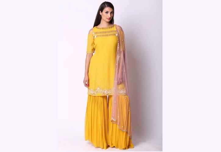 Yellow Sharara