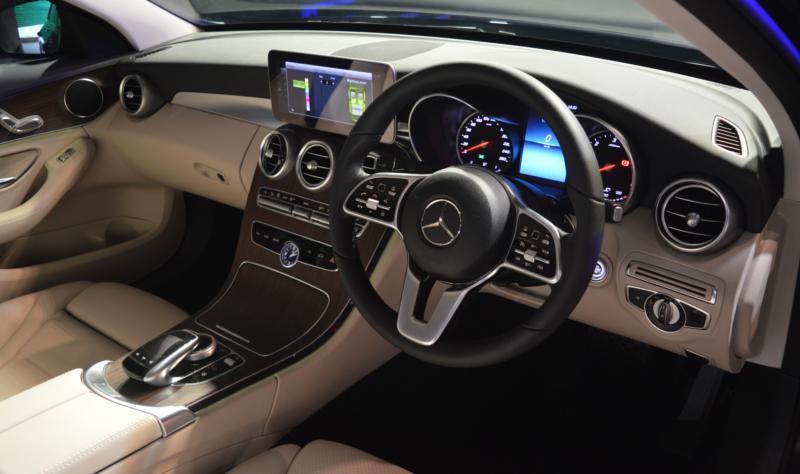 Mercedes Benz 2018 Mercedes Benz C Class Facelift Launched Starts