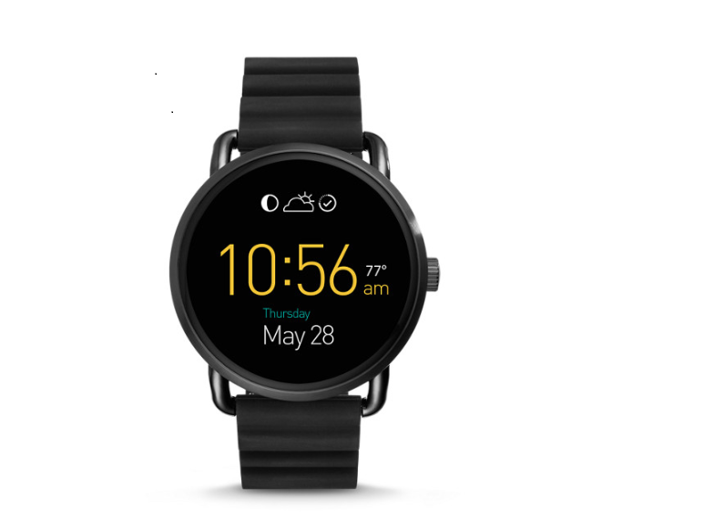 Fossil Q Wanderer 2.0 smartwatch