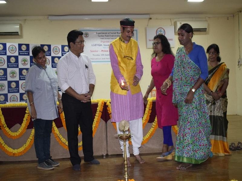 Manvendra Gohil SPU2