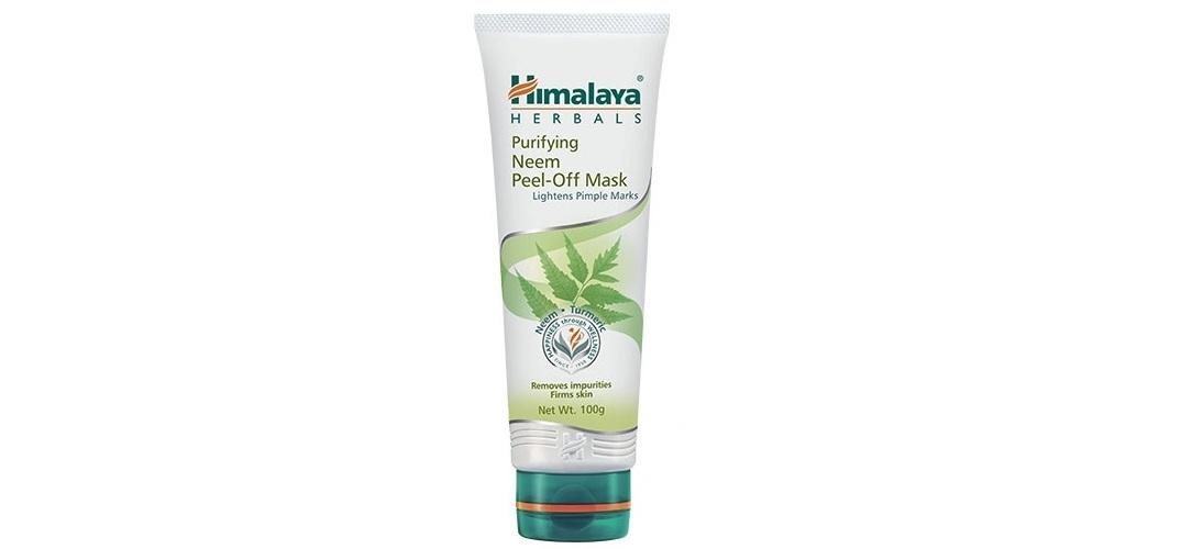 Himalaya Herbals Purifying Neem Peel-Off Mask