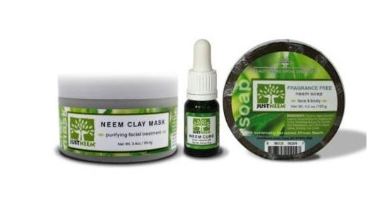 JustNeem Facial Care Kit