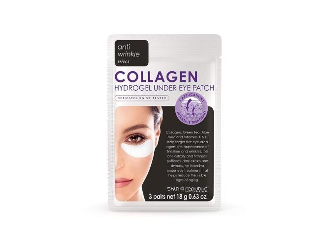 Collagen Hydrogel Under Eye Patch