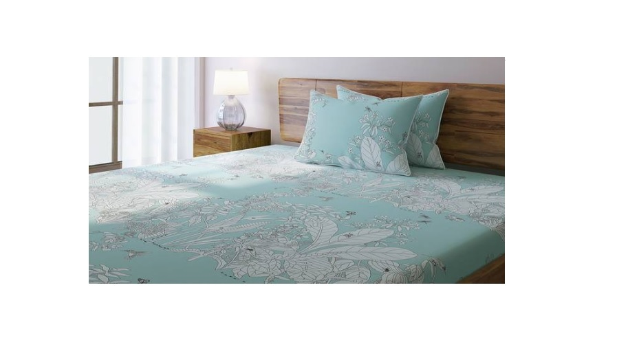 Secret Garden Bed sheet Set