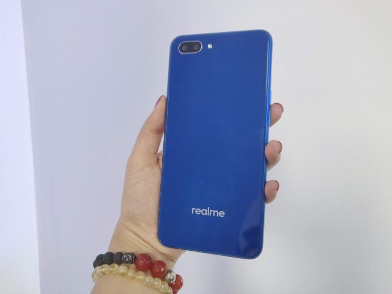 realme c1: Realme C1 First impressions | Gadgets Now