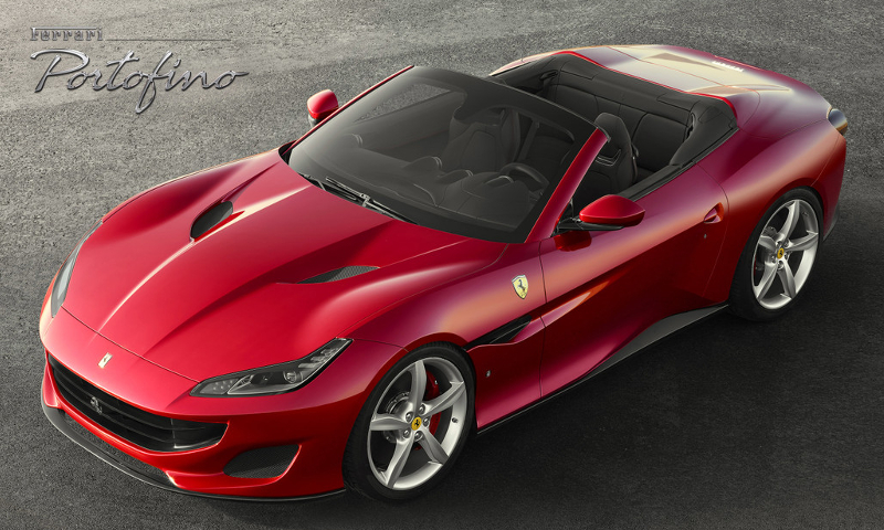 Ferrari Portofino At Rs 3 5 Crore Ferrari Drives Its New Entry