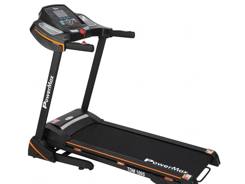Powermax Fitness TDM-100S Motorized Treadmill