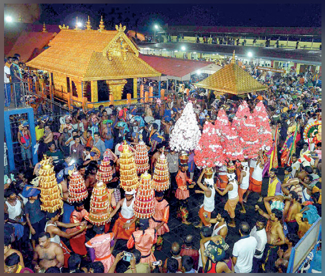 The Supreme Court has quashed a centuries-old ban on women of 'menstrual age' from entering Kerala's Sabarimala temple