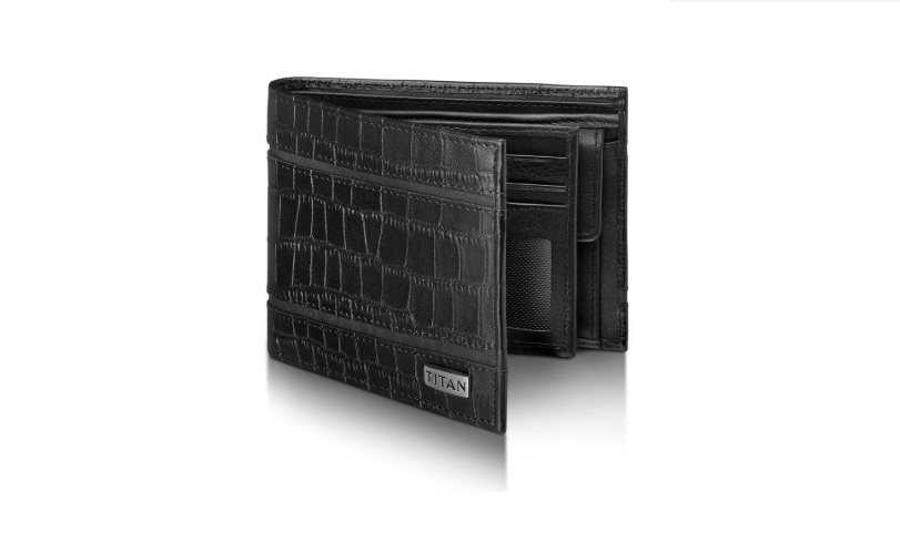 Titan Radar - Bluetooth Enabled Leather Wallet