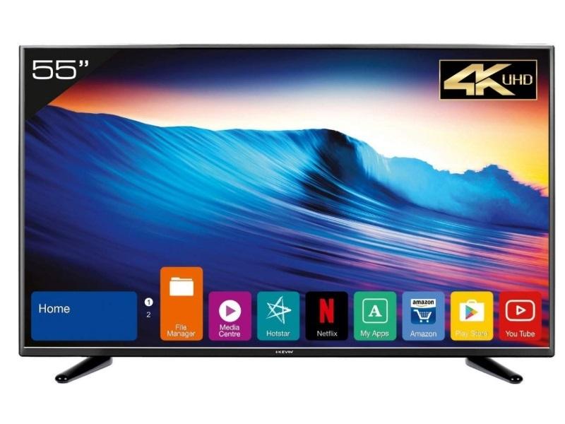 Kevin 4K Ultra HD Smart LED TV KN55UHD