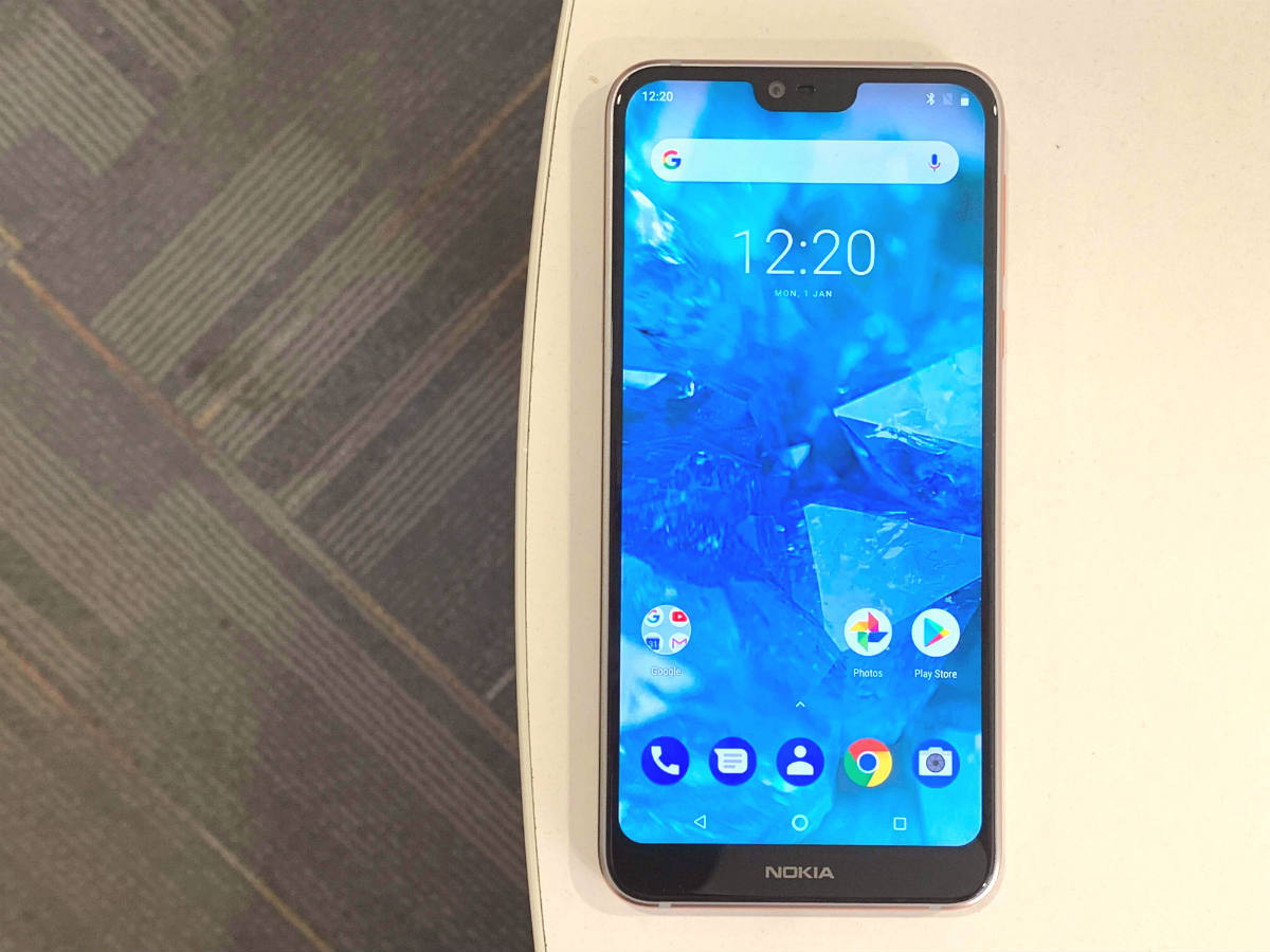 - Master - nokia 7.1: Nokia 7.1 launched: First impressions