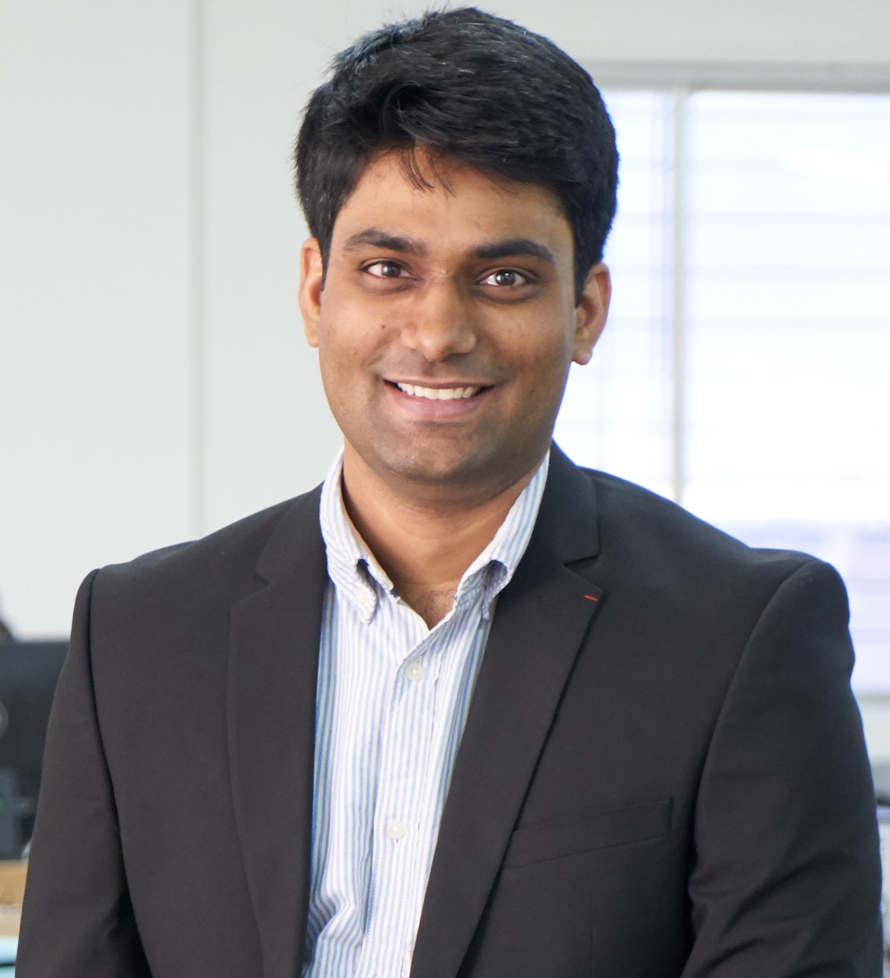 Ankit Mehta, co-founder and CEO, ideaForge